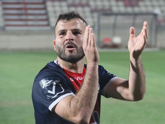 Brasileiro de 30 anos defende o Hapoel Nof Hagalil, time da segunda divisão israelense
