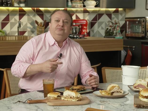 Jacquin elege melhor sanduíche do Brasil