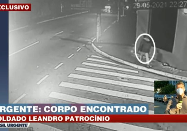 Polícia encontra corpo que pode ser de soldado desaparecido em SP