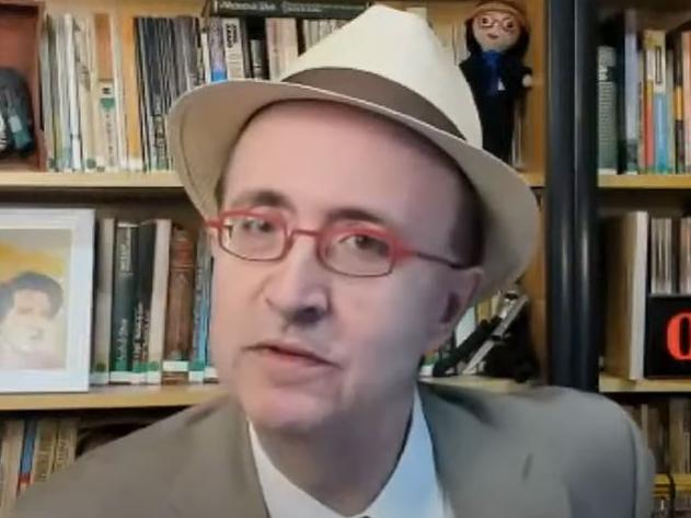 Reinaldo Azevedo: O bufão da extrema direita mundial