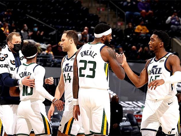 O Jazz é a trilha sonora desta temporada na NBA