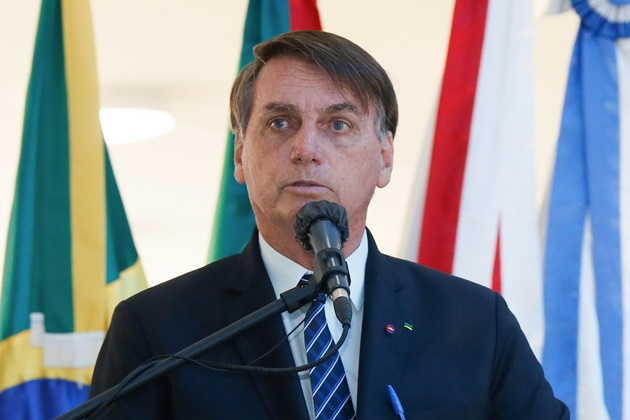 Pesquisa PoderData/Band: 56% reprovam governo Bolsonaro