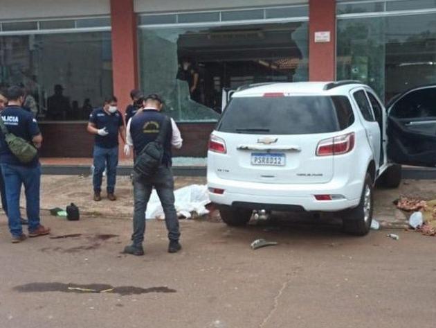 Polícia volta atrás em 5ª morte e confirma mais vítimas feridas em chacina no Paraguai