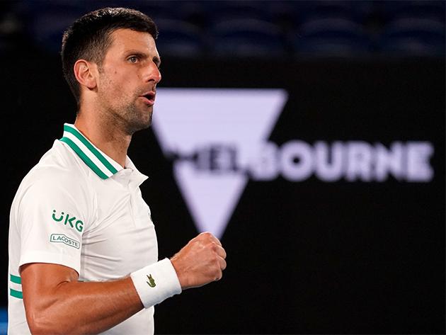 Djokovic alcança 300ª vitória em Grand Slams e vai às quartas na Austrália