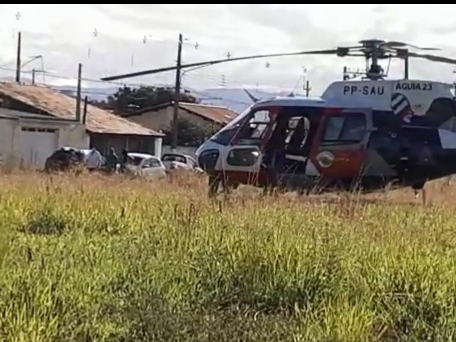 Acidente deixa mulher e criança feridos na SP-62 em Taubaté
