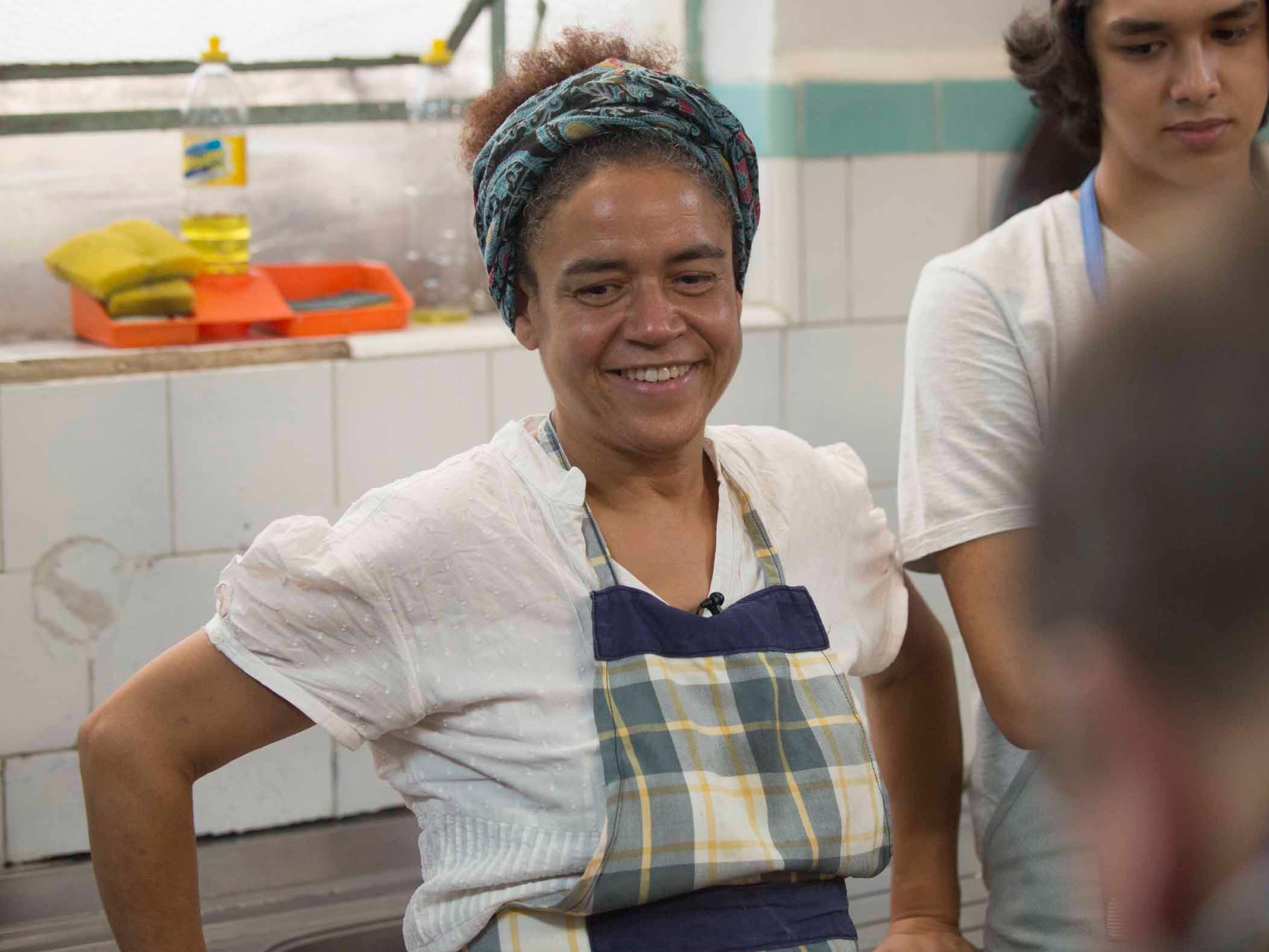 Dona do restaurante Kitanda diz que Pesadelo na Cozinha mudou sua vida