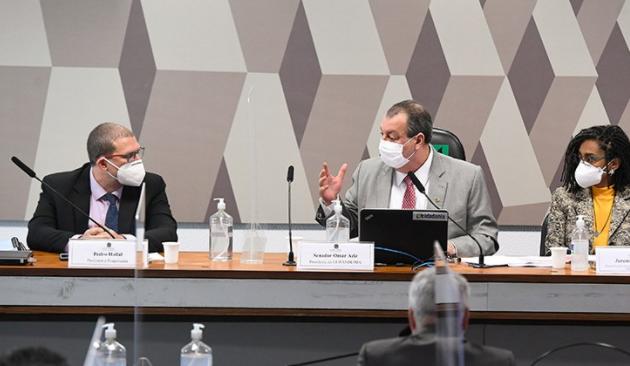 STF afirma que governadores não são obrigados a depor na CPI da Pandemia