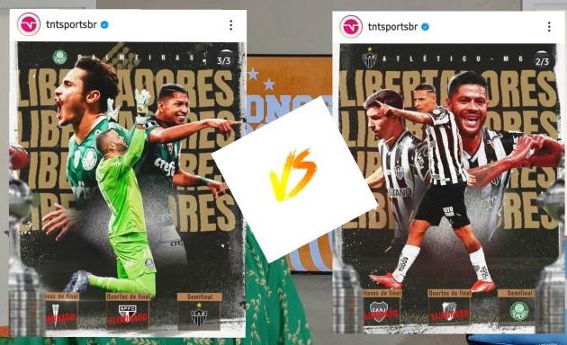 Palmeiras x Atlético-MG: pré-jogo da semi da Libertadores com Andressa Lopez
