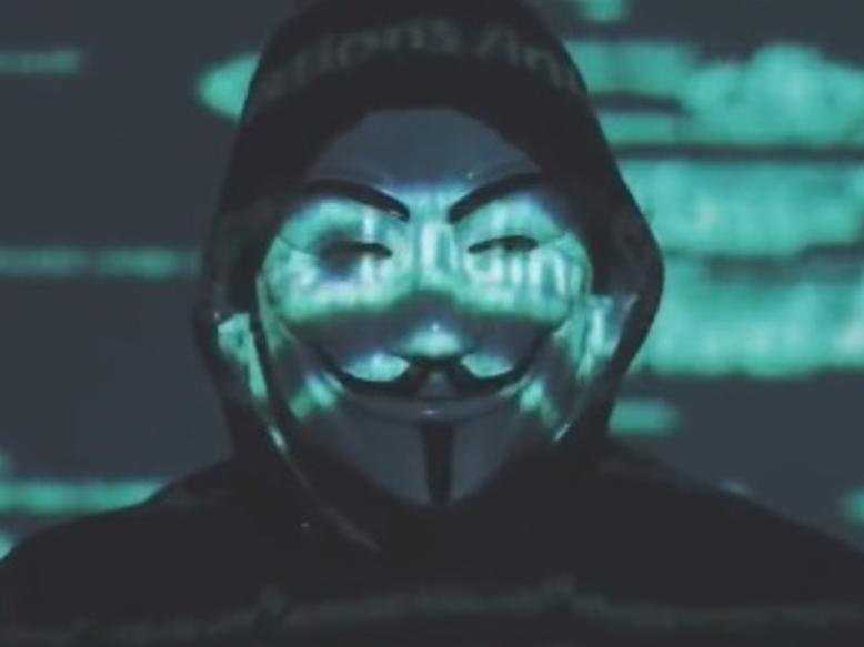 Anonymous divulga mensagem convocando a protestos contra Bolsonaro