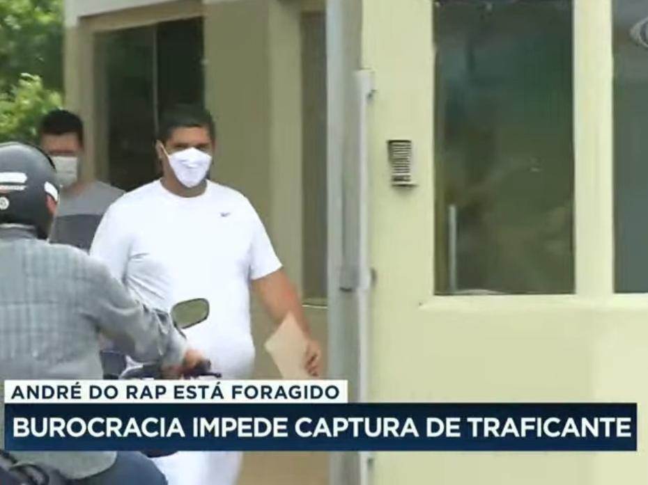 Lentidão de ministério trava avanço de investigação sobre André do Rap