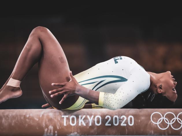 Rebeca Andrade pode conquistar medalha na ginástica