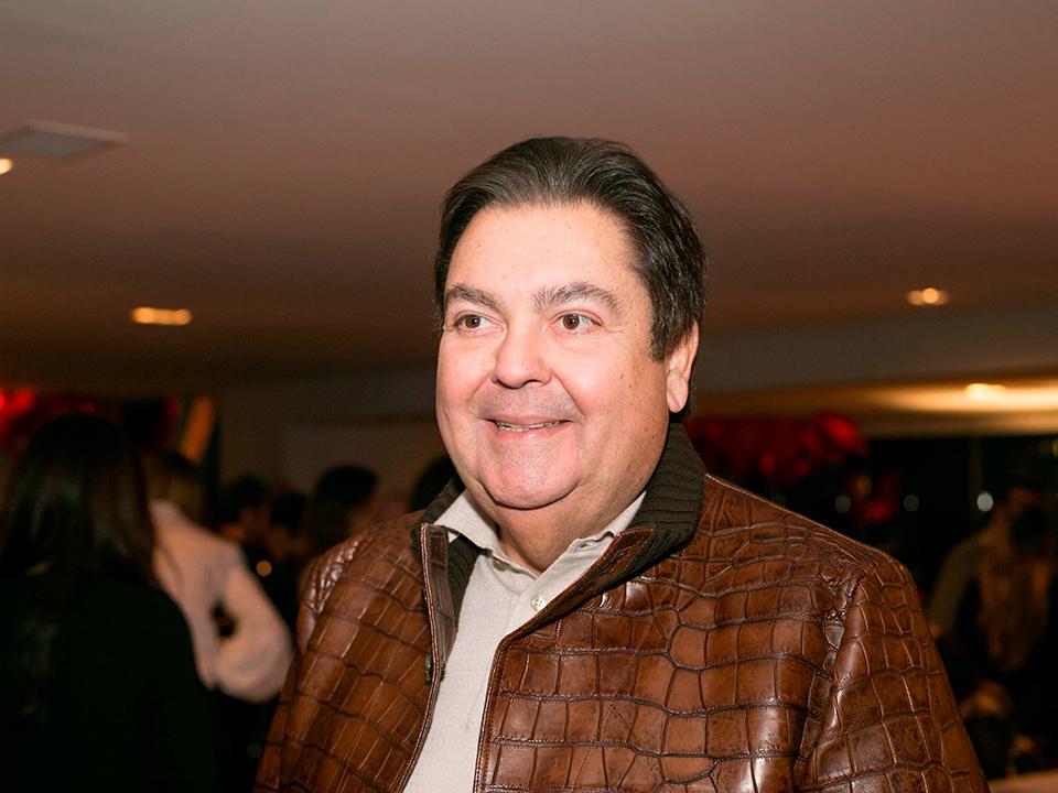 Fausto Silva estreia na Band em janeiro