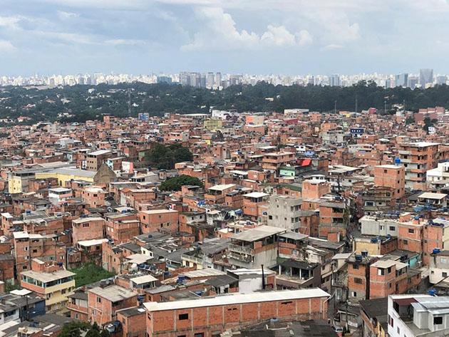 Mais de 80% dos moradores de Heliópolis relatam sinais de depressão por causa da pandemia