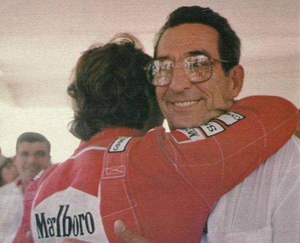 Pai de Ayrton Senna, Milton da Silva, morre aos 94 anos em SP