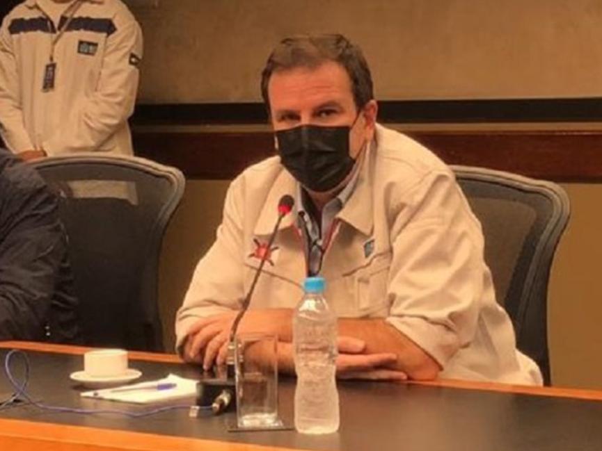 Paes afirma possibilidade no avanço da vacinação de duas idades por dia