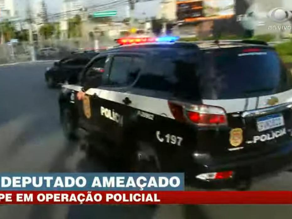 Polícia Civil busca investigados por ameaças a Alexandre Frota