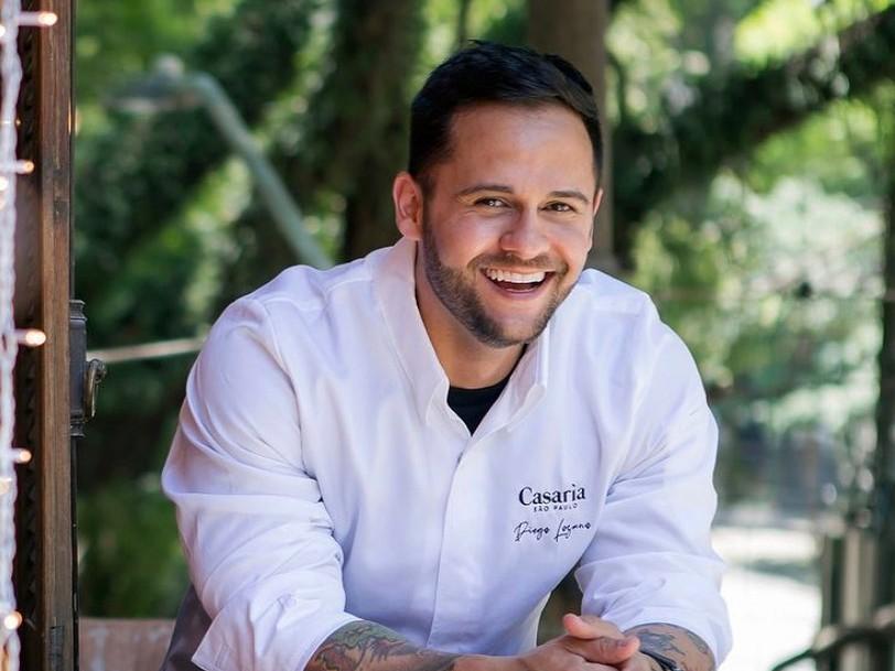 """""""Falta profissionalização na confeitaria"""", diz Diego Luzano, eleito melhor chocolateiro do país"""