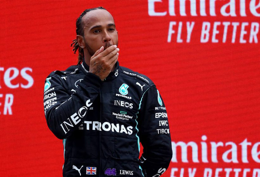 Hamilton teme velocidade da Red Bull nas retas e espera dificuldades no GP da Estíria