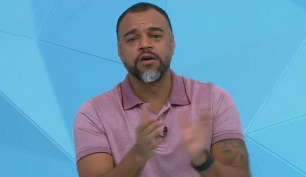 Denílson anuncia que torcerá pelo Inter da Renata Fan; saiba o motivo