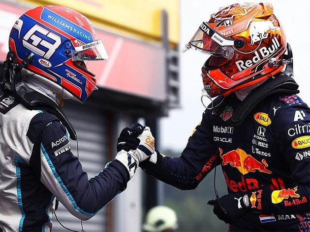 """Piloto da Red Bull acredita que britânico """"naturalmente se tornará mais rápido"""" na Mercedes"""