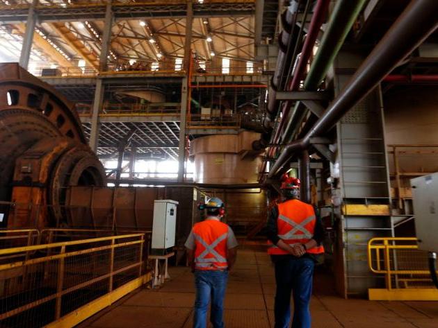 Crise em construtora chinesa afeta exportações brasileiras de minério