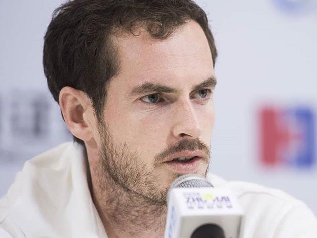 Murray critica tenistas que não querem se vacinar e cita Brasil