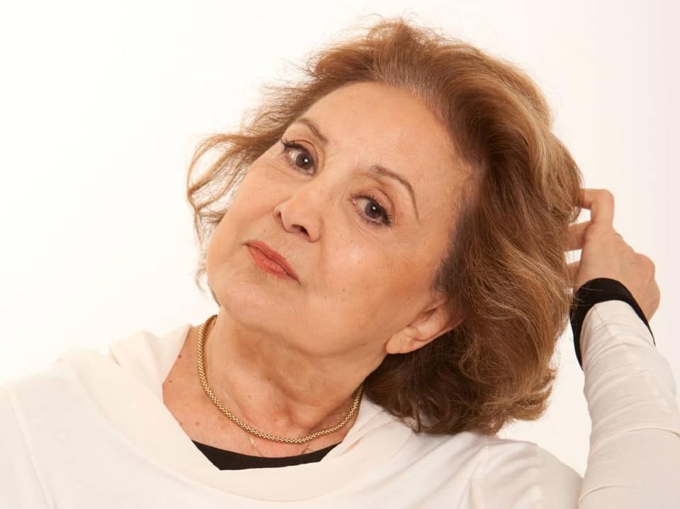 Eva Wilma é internada em UTI com problemas cardíacos e renais