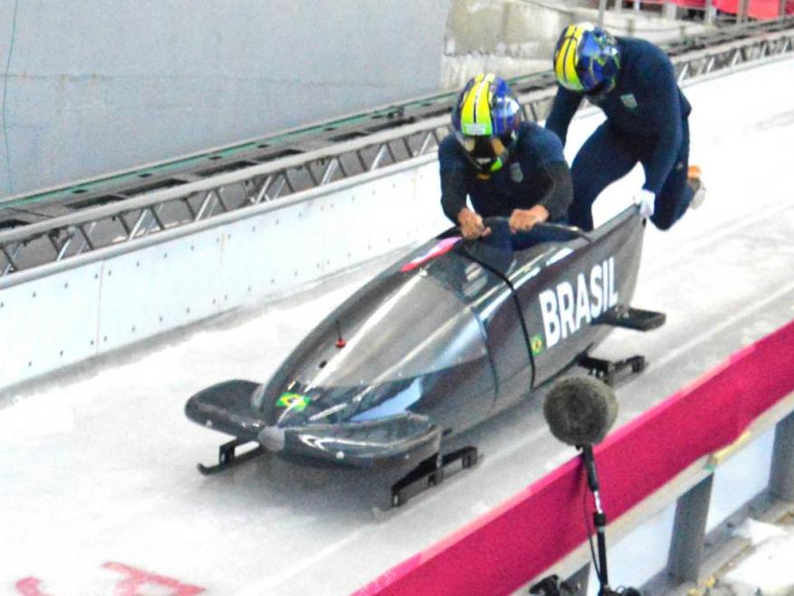 Atletas brasileiros analisam preparação para os Jogos Olímpicos de Inverno