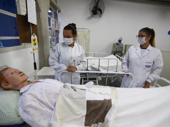 Cephas está com vagas abertas para o curso de Enfermagem