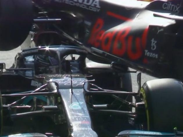 Reginaldo Leme: Verstappen sai no lucro após batida com Hamilton