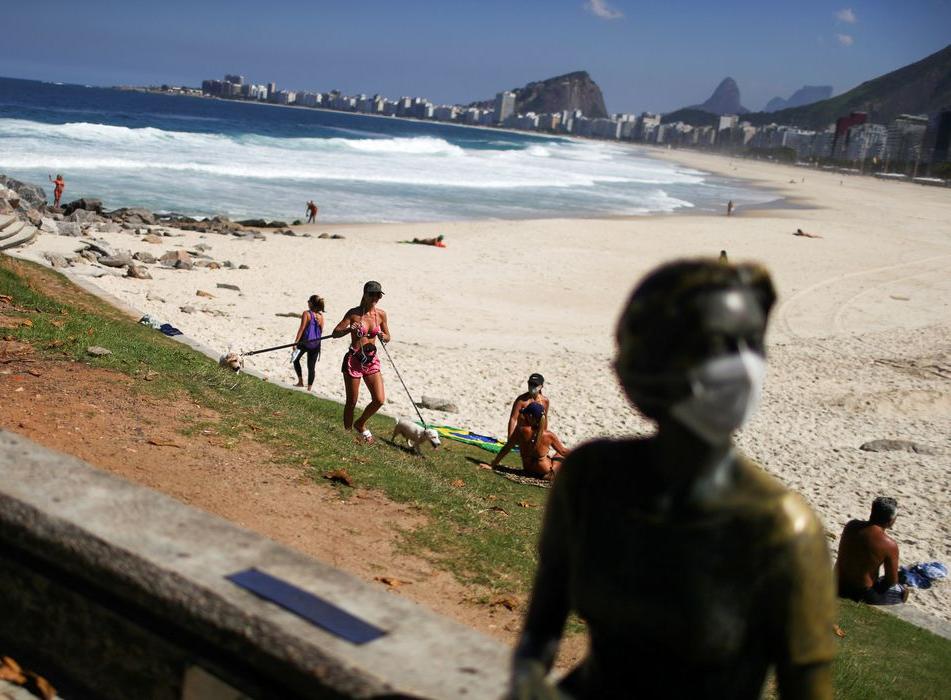 Justiça do Rio anula liminar contra medidas restritivas