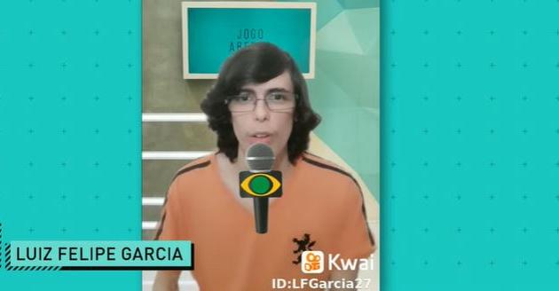 Microfone Aberto no Kwai: Luiz Felipe Garcia avança às quartas de final