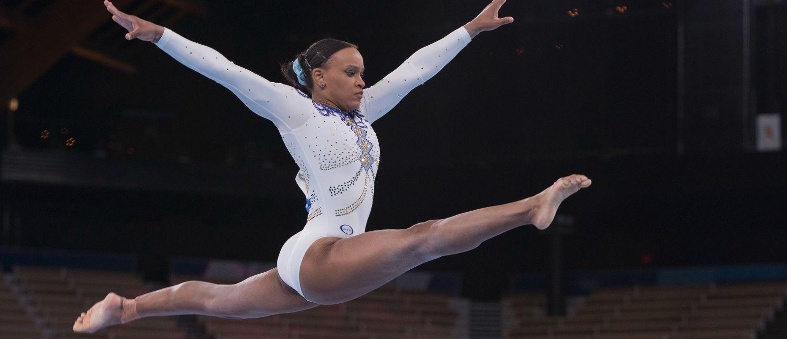 Dia tem chance de medalha na ginástica: veja a agenda da Olimpíada