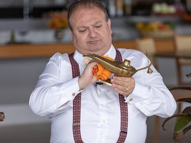 Jacquin explora a culinária árabe no segundo episódio de Minha Receita