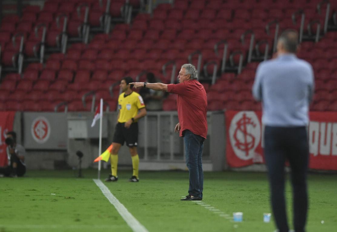 Abel Braga recusa convite para ser coordenador técnico do Inter