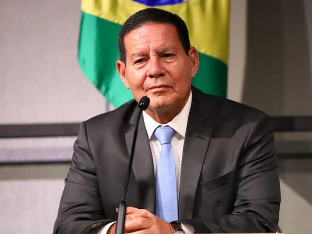 Hamilton Mourão diz que comando do Ministério das Relações Exteriores pode ser trocado