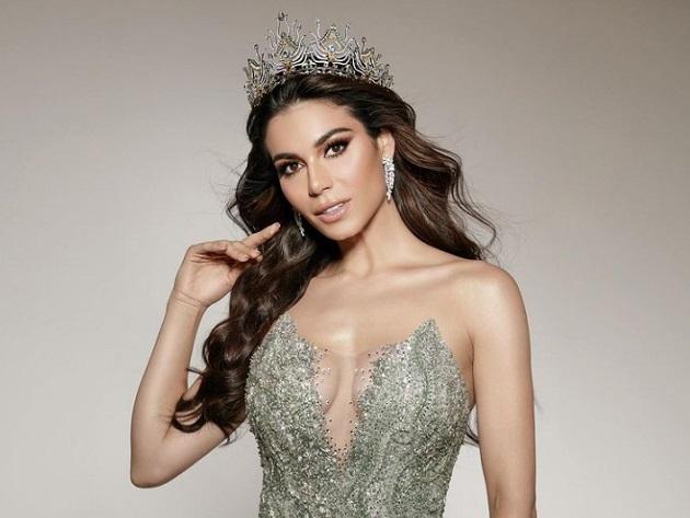 Julia Gama, 2º colocada no Miss Universo 2021