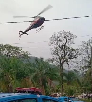 Piloto que deveria ter feito voo sequestrado no domingo presta depoimento