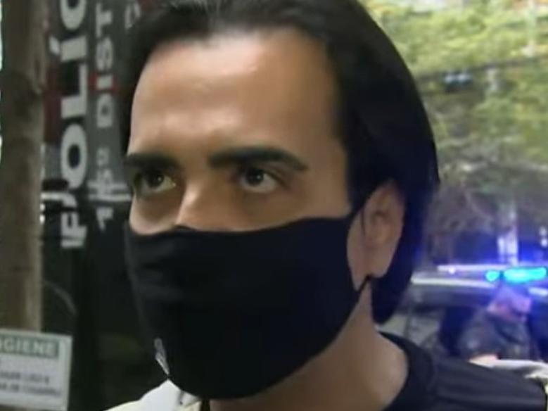 Quadrilha invade casa do apresentador Fábio Arruda em São Paulo