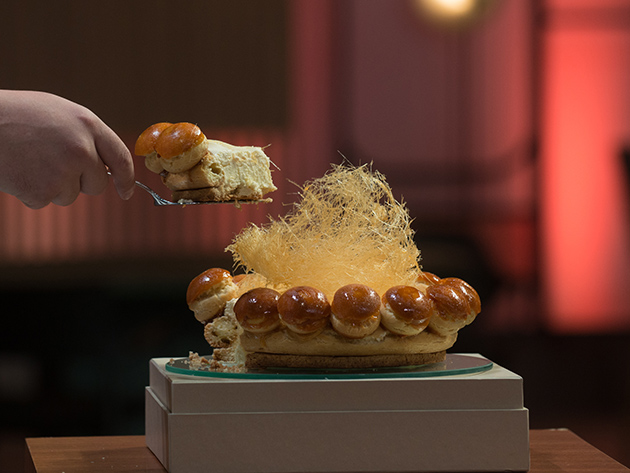 O que é a torta Saint Honoré, clássico da confeitaria francesa?