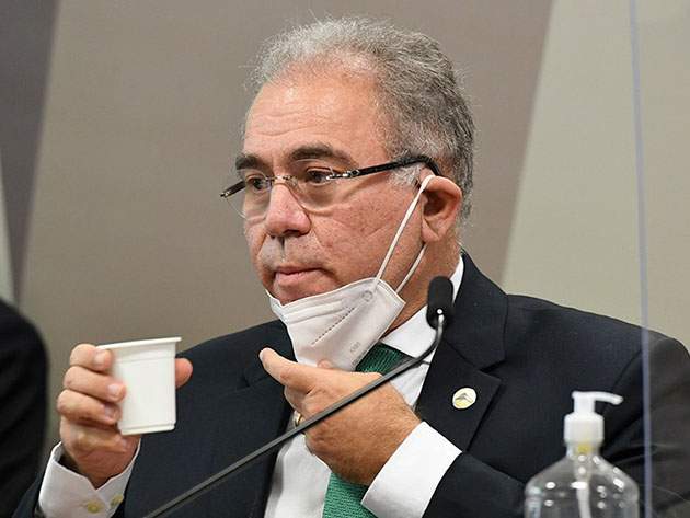 CPI ouve ministro Marcelo Queiroga pela segunda vez