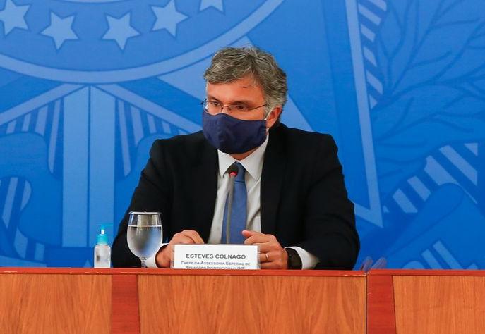 Esteves Colnago, ex-ministro de Temer, é confirmado na secretaria especial do Tesouro e Orçamento