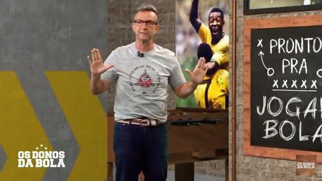 Neto diz que Corinthians não pode deixar Inter ser campeão e teme rebaixamento em 2021