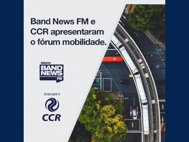 CCR apresenta planos de expansão e investimentos em fórum sobre mobilidade