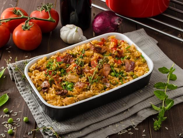 Como fazer arroz de forno prático para o dia a dia? Carole Crema ensina