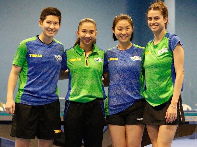 Tênis de mesa: brasileiras valorizam experiência na Europa para Tóquio