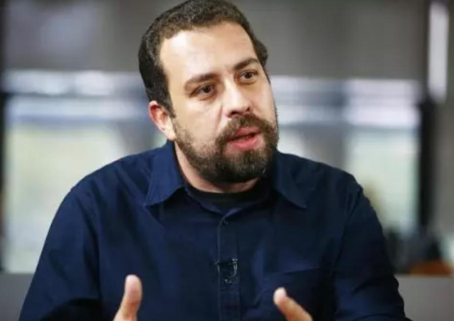 Guilherme Boulos, político e escritor