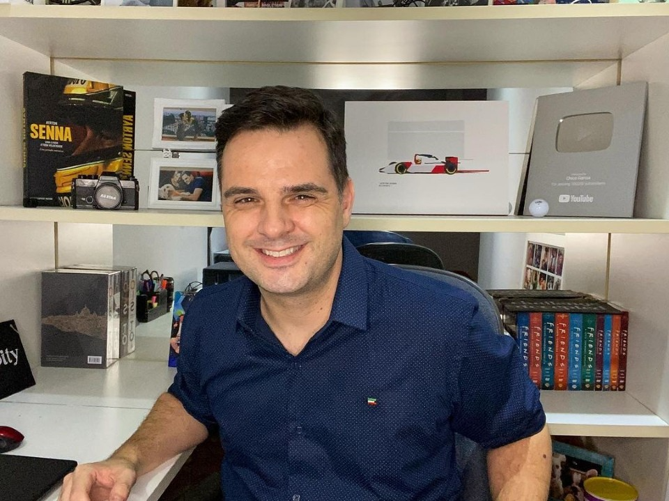 """Reclame"" recebe o jornalista Chico Garcia nesta terça-feira na Play FM"