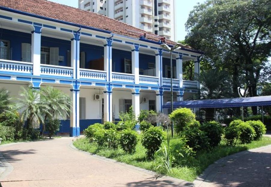 Casa nova - a mudança da Prefeitura, Câmara e Vara da Fazenda em Taubaté