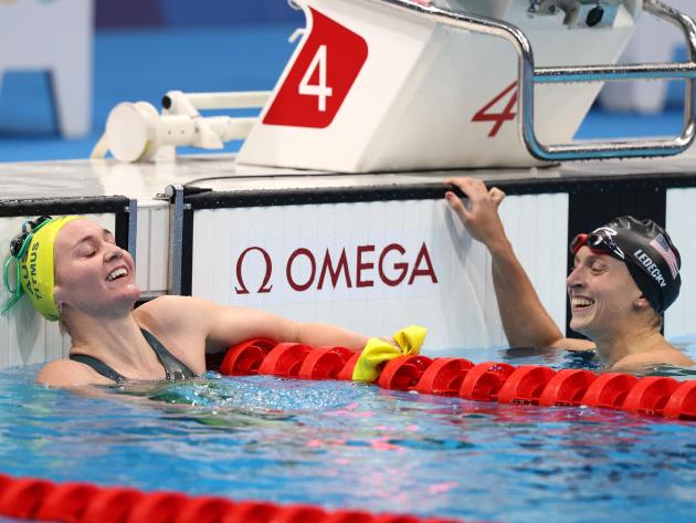 Ledecky perde final olímpica pela primeira vez; Peaty confirma o bi nos 100m peito